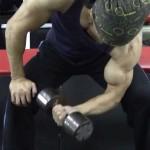 【筋トレ動画】上腕二頭筋の高さを作る筋トレ