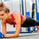 体幹トレーニング「プランク」の3つのポイント