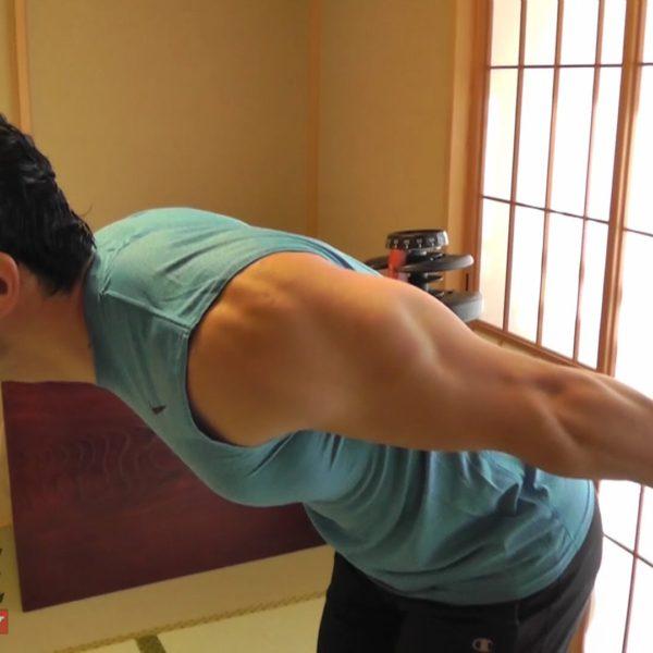 10分間で出来る上腕三頭筋のエクササイズ!【筋トレ動画】
