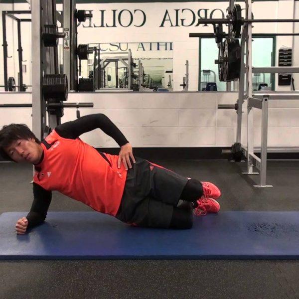 アメリカ式体幹トレーニング!初級、中級、上級者向け【筋トレ動画】