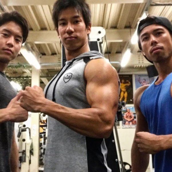 腕_トレ_Fitness