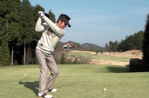 ゴルフ_飛距離_基本