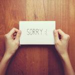 自分のミスを素直に認め、謝れる人になろう!【マッチョ塾】