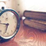 できる人は早起きして朝時間を有効に活用しているのである!【マッチョ塾】
