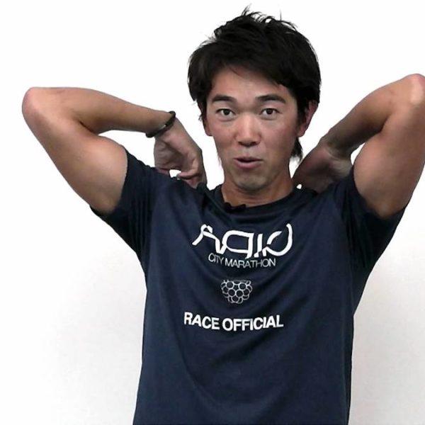 正しいランニングフォームを身につけるためのポイント〜腕振り〜【筋トレ動画】