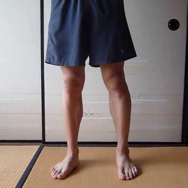 ランニング_足_着地