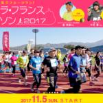 ラ・フランスづくし!天童ラ・フランスマラソン2017【マラソン大会情報】