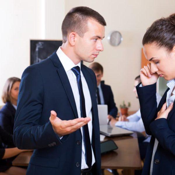 その日の気分で仕事をする男は女性社員から嫌われる!【マッチョ塾】