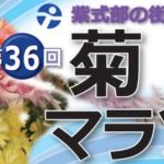 第36回菊花マラソン【マラソン大会情報】