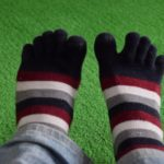 お座敷に上がった時に意外と目に入る靴下!見えないところにこそ気配りを!【マッチョ塾】