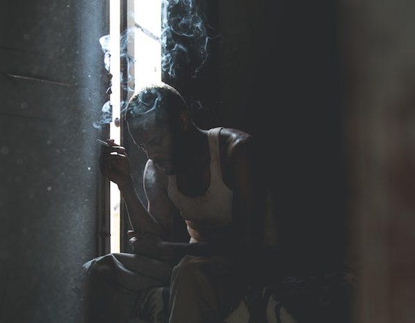ストレス-タバコ