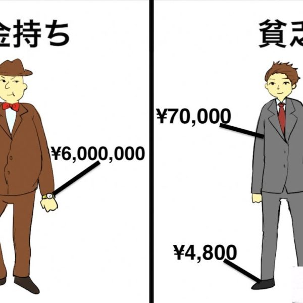 【衝撃】金持ちと貧乏人の行動の違い6選 Part2