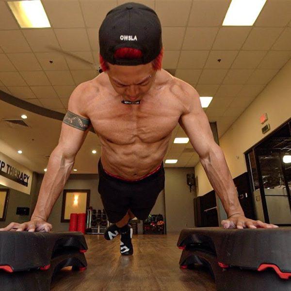 俺が普段行なっている自重でおすすめしたい大胸筋トレーニング紹介・第一弾