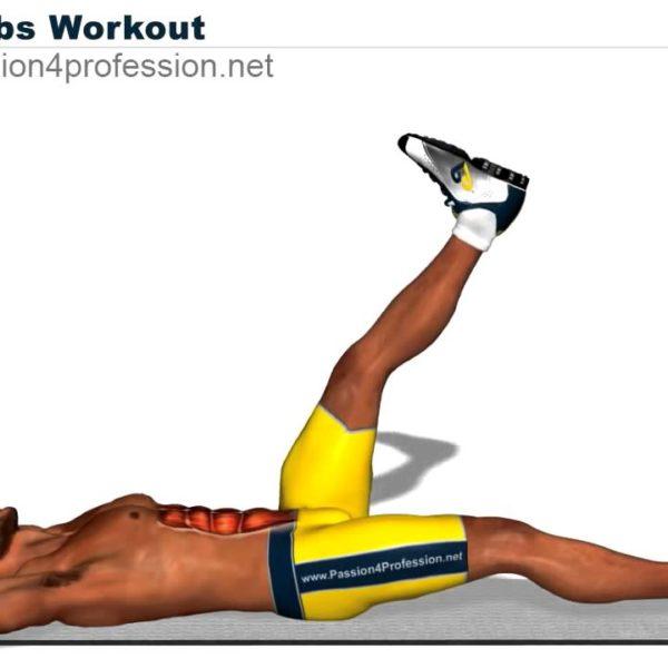 最高の腹筋トレーニング