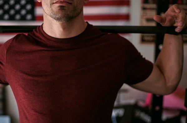 セクシーな大胸筋を作る3つの筋トレ
