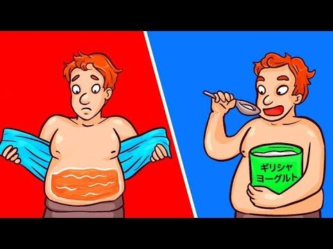 素早い減量を阻む8つの間違い